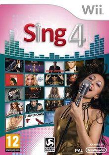 Sing 4 [Nintendo Wii]