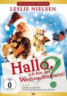 Hallo, ich bin der Weihnachtsmann!