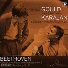 Glenn Gould,Klavierkonzert Nr. 3/Sinfonie Nr. 5 (Live)
