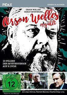 Orson Welles erzählt / 10 Folgen der der Mysteryserie mit Starbesetzung (Pidax Serien-Klassiker) [2 DVDs]