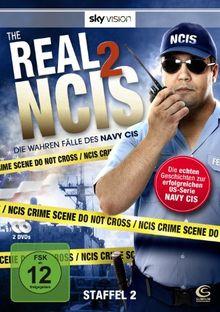 The Real NCIS - Staffel 2 - Die echten Geschichten der NAVY CIS (2 DVDs, SKY VISION)