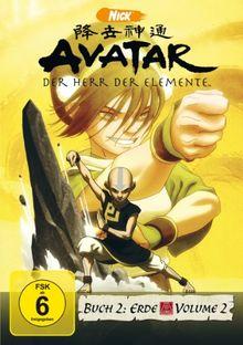 Avatar - Der Herr der Elemente, Buch 2: Erde, Volume 2