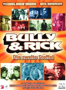 Bully & Rick - Die zweite Staffel [2 DVDs]