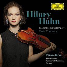 Violinkonzerte: Mozart 5 & Vieuxtemps 4