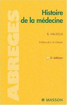 Histoire de la médecine (Abreges de Mede)