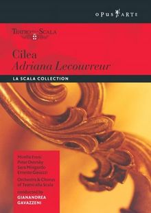 Cilea, Francesco - Adriana Lecouvreur (NTSC)