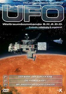 UFO 07, Folgen 21-23