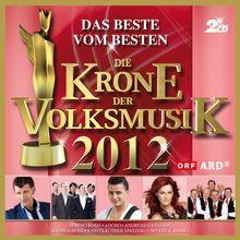 Die Krone der Volksmusik 2012