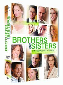 Brothers & Sisters: L'intégrale de la saison 1 - Coffret 6 DVD [FR Import]