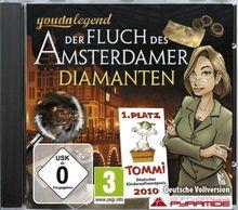 Youda Legend - Fluch des Amsterdamer Diamanten [Software Pyramide]