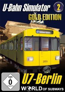 World of Subways Vol. 2 (U7 Berlin) Gold Edition