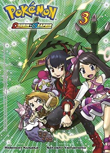 Pokémon Omega Rubin Und Alpha Saphir Bd 3 Von Hidenori Kusaka