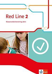 Red Line / Klassenarbeitstraining aktiv!: Ausgabe 2014