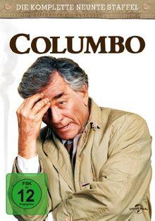 Columbo - 9. Staffel [5 DVDs]