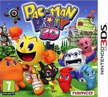 Pac-Man Party 3D / 3DS
