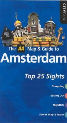 AA CityPack Amsterdam (AA CityPack Guides)