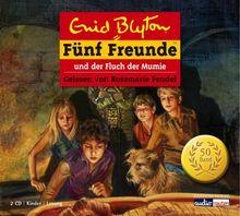 Fünf Freunde und der Fluch der Mumie: Band 50