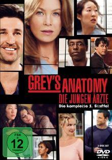 Grey's Anatomy - Die jungen Ärzte - Die komplette 1. Staffel (2 DVDs)