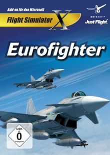 Flight Simulator X - Eurofighter (Add-On)
