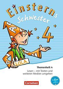 Einsterns Schwester - Sprache und Lesen - Neubearbeitung / 4. Schuljahr - Themenheft 4: Leihmaterial