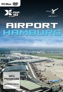X-Plane 10 - Airport Hamburg (Add-On)