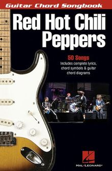 Red Hot Chili Peppers Guitar Chord Songbook Lc (Guitar Chord Songbooks)