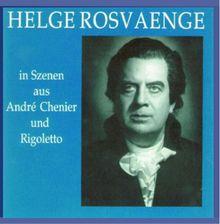 Helge Rosvaenge in Szenen aus Andrea Chenier und Rigoletto