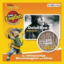 Detektive/Geheimnis der Schrift: Detectives/The Mystery of Writing