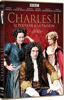 Coffret charles II : le pouvoir et la passion, 4 épisodes [FR Import]