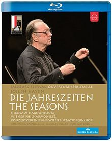 HAYDN: Die Jahreszeiten (Salzburger Festspiele 2013) [Blu-ray]