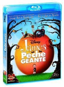 James et la pêche géante [Blu-ray] [FR Import]