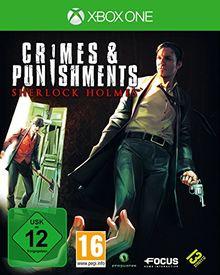 Sherlock Holmes: Crimes & Punishments (XONE)