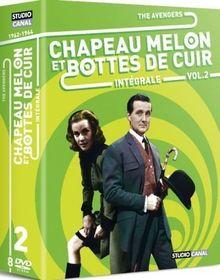 Chapeau melon et bottes de cuir : The Avengers, Vol.2 - Coffret 8 DVD [FR IMPORT]