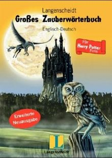 Langenscheidts Großes Zauberwörterbuch Englisch-Deutsch