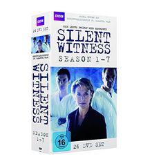 Silent Witness: Gerichtsmedizinerin Dr. Samantha Ryan - Season 1-7 [24 DVDs]