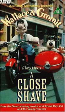 Wallace & Gromit - A Close Shave [VHS] [UK Import]