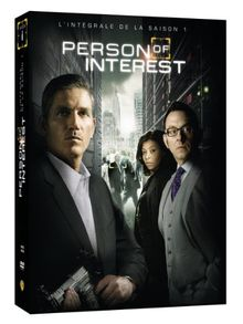 Coffret person of interest, saison 1 [FR Import]
