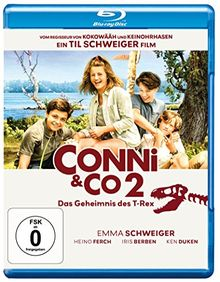 Conni & Co 2 - Das Geheimnis des T-Rex [Blu-ray]
