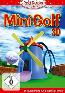 Red Rocks: Minigolf