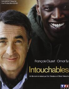 Coffret intouchables [Blu-ray] [FR Import]