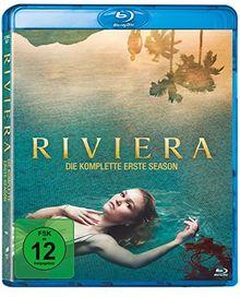 Riviera - Die komplette erste Season (3 Discs) [Blu-ray]