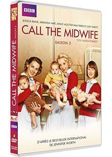 Coffret call the midwife - sos sages-femmes, saison 2 [FR Import]