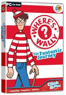Where's Wally - The Fantastic Journey [UK Import]