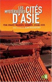 Les Mystérieuses cités d'Asie - Édition Digipack 2 DVD