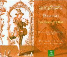 Rameau - Les Fêtes d'Hébé / Daneman, Connolly, Fouchécourt, Agnew, Félix, Les Arts Florissants, Christie