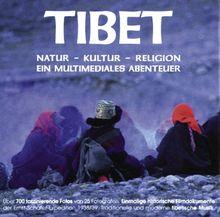 Tibet - Natur, Kultur, Religion. CD-ROM für Windows ab 3.1