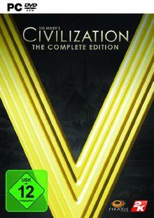 Sid Meier's Civilization V - Complete Edition - [PC]