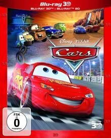 Cars (inkl. 2D-Blu-ray) [3D Blu-ray]