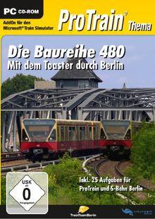 Train Simulator - Pro Train Thema BR 480
