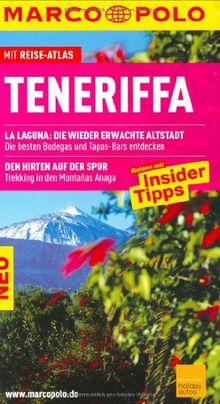 Teneriffa: Reisen mit Insider Tipps. Mit Reise-Atlas und Sprachführer